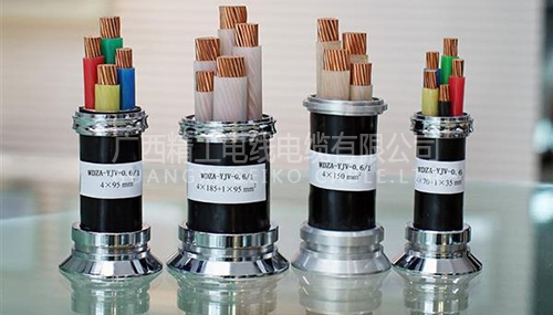 低烟无卤电缆3